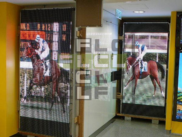 HKJC Tuen Mun Branch Indoor LED Display
