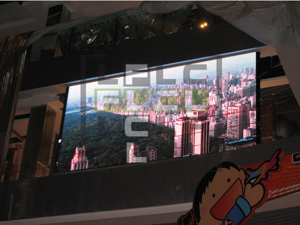 Full Color LED TV Wall